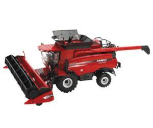 Miniatura cosechadora CASE IH 8230