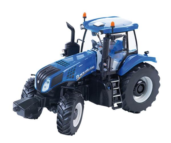 Miniatura tractor NEW HOLLAND T8
