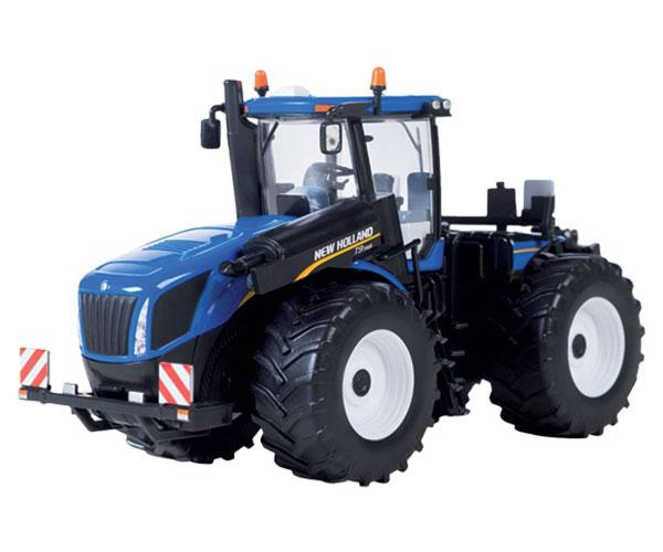 Miniatura tractor NEW HOLLAND T9a
