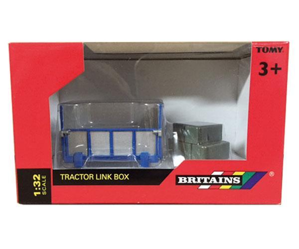 Caja de carga para tractores con 6 pacas Britains 43109 - Ítem1