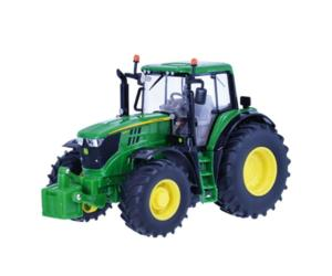 Miniatura tractor JOHN DEERE 6195M Britains 43150