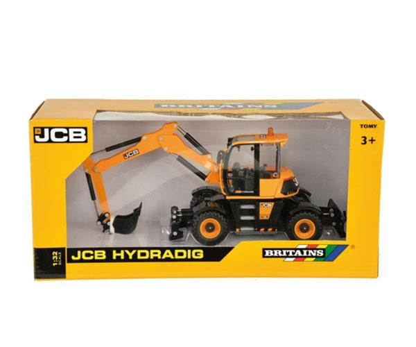 BRITAINS 1:32 Excavadora JCB Hydradig - Ítem4