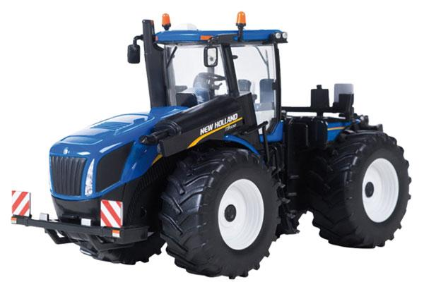 BRITAINS 1:32 Miniatura tractor NEW HOLLAND T9.530