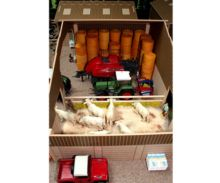 Almacén para miniaturas a escala 1:32 Brushwood Toys BB9100 - Ítem2