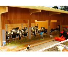 Granja para vacas a escala 1:32 Brushwood Toys BBB120 - Ítem1