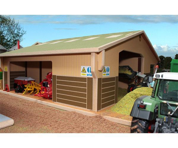 Almacén y granja de vacas para miniaturas a escala 1:32 Brushwood Toys BT4000 - Ítem3