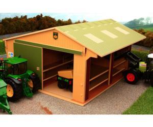 Almacén para juguetes a escala 1:16 Brushwood Toys BT9500