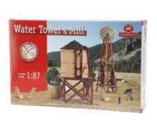 Kit de montaje depósito de agua y molino de viento - Ítem1