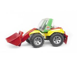 Pala cargadora de juguete