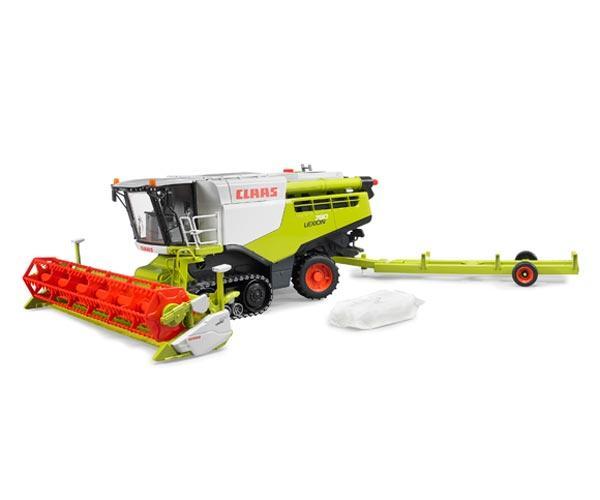 Cosechadora de juguete CLAAS Lexion 780 Terra Trac - Ítem1