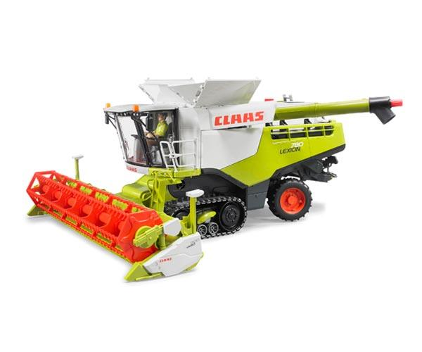 Cosechadora de juguete CLAAS Lexion 780 Terra Trac - Ítem7