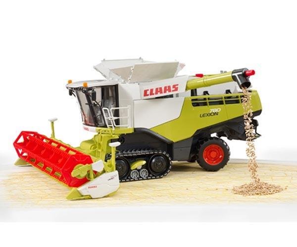 Cosechadora de juguete CLAAS Lexion 780 Terra Trac - Ítem8