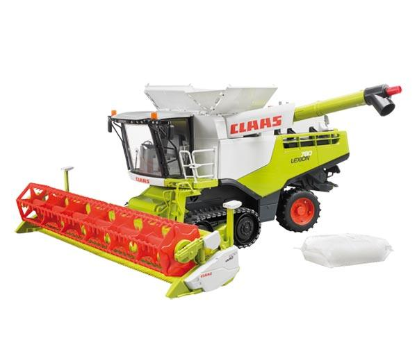 Cosechadora de juguete CLAAS Lexion 780 Terra Trac