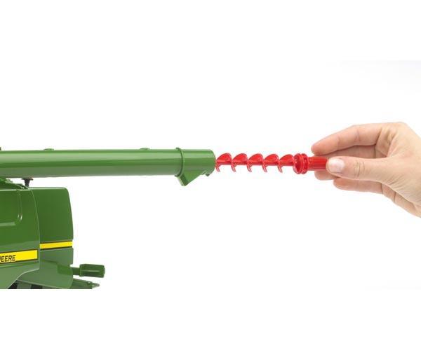 Cosechadora de juguete JOHN DEERE T670i - Ítem4
