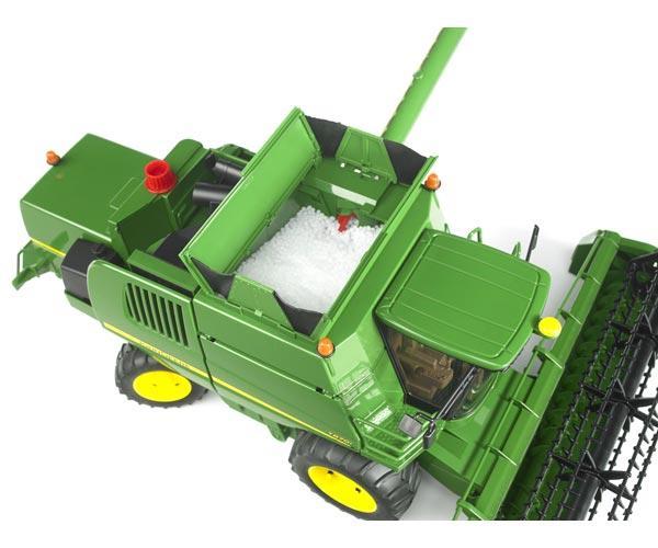 Cosechadora de juguete JOHN DEERE T670i - Ítem6
