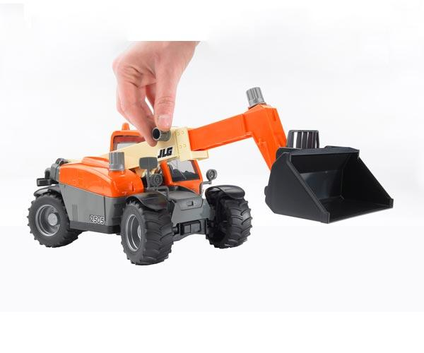 Telescópica de juguete JLG 2505 - Ítem1