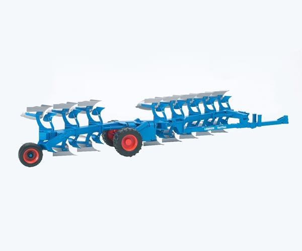 Arado reversible de juguete LEMKEN Vari-Titan Bruder 02250 - Ítem3