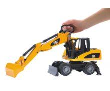 Excavadora de juguete CATERPILLAR - Ítem3