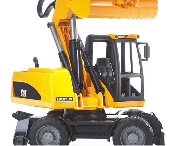 Excavadora de juguete CATERPILLAR - Ítem6