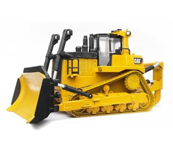 Bulldozer CATERPILLAR de juguete