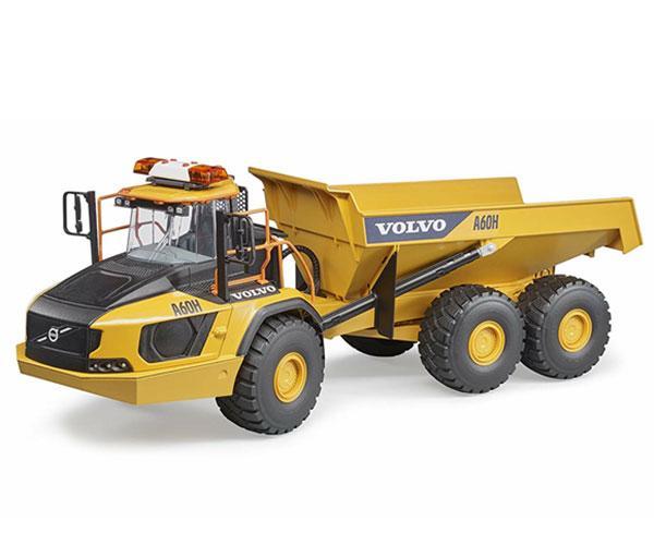 BRUDER 1:16 Dumper de juguete VOLVO A60H 02455 - Ítem6