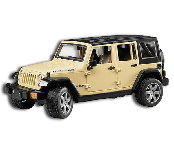 Todoterreno de juguete JEEP Wrangler Unlimited Rubicon