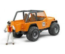 Todoterreno de juguete JEEP Cross con conductor Bruder 02542 - Ítem3