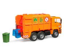 Camión de basura de juguete MAN TGA Bruder 02760 - Ítem1