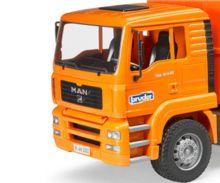 Camión de basura de juguete MAN TGA Bruder 02760 - Ítem4