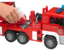 Camión bomberos de juguete MAN TG 410 A con escalera - Ítem4