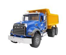 Camión de juguete MACK Granite con remolque basculante - Ítem1