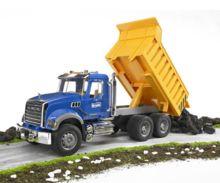Camión de juguete MACK Granite con remolque basculante - Ítem3