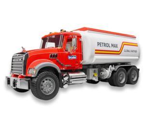 Camión cisterna de juguete MACK Granite Bruder 2827