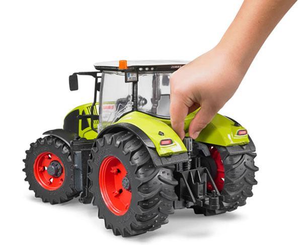 Tractor de juguete CLAAS Axion 950 Bruder 03012 - Ítem3