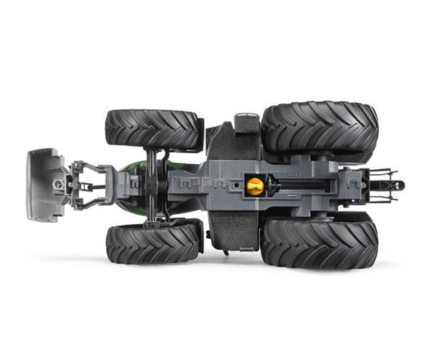 Tractor de juguete CLAAS Axion 950 con pala Bruder 03013 - Ítem3