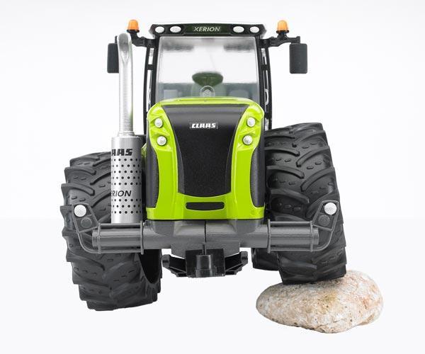 Tractor de juguete CLAAS Xerion 5000 - Ítem2