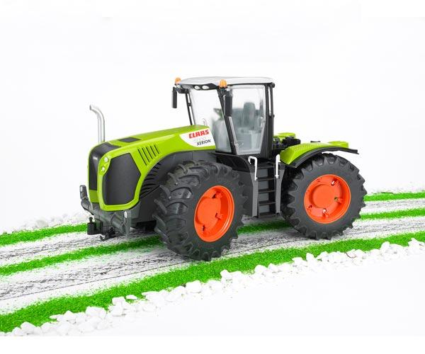 Tractor de juguete CLAAS Xerion 5000 - Ítem9