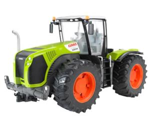 Tractor de juguete CLAAS Xerion 5000