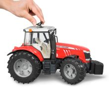 Tractor de juguete MASSEY FERGUSON 7600 - Ítem3