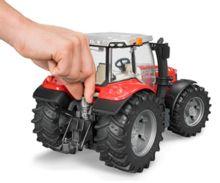 Tractor de juguete MASSEY FERGUSON 7600 - Ítem4