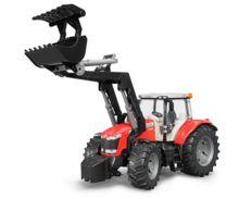 Tractor de juguete MASSEY FERGUSON con pala - Ítem3