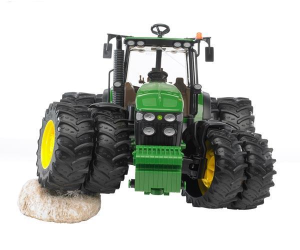 tractor de juguete John Deere 7930 con ruedas gemelas - Ítem5