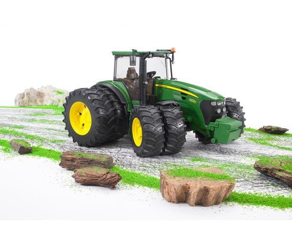 tractor de juguete John Deere 7930 con ruedas gemelas - Ítem7