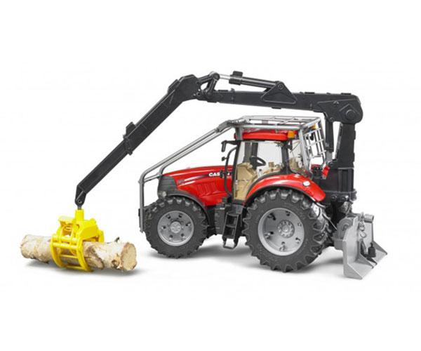 Tractor forestal de juguete CASE IH Puma 230 CVX Bruder 03097 - Ítem2