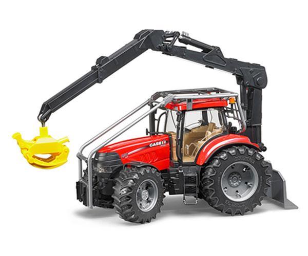 Tractor forestal de juguete CASE IH Puma 230 CVX Bruder 03097