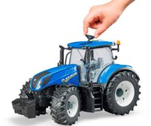 BRUDER 1:16 Tractor NEW HOLLAND T7.315 - Ítem2