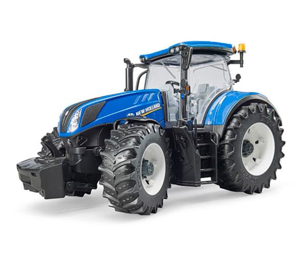 BRUDER 1:16 Tractor NEW HOLLAND T7.315 - Ítem3