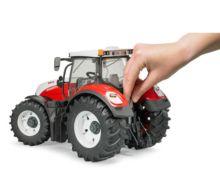 Tractor de juguete STEYR 6300 Terrus Bruder 3180 - Ítem2