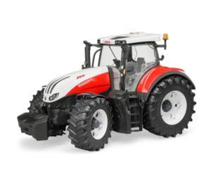 Tractor de juguete STEYR 6300 Terrus Bruder 3180