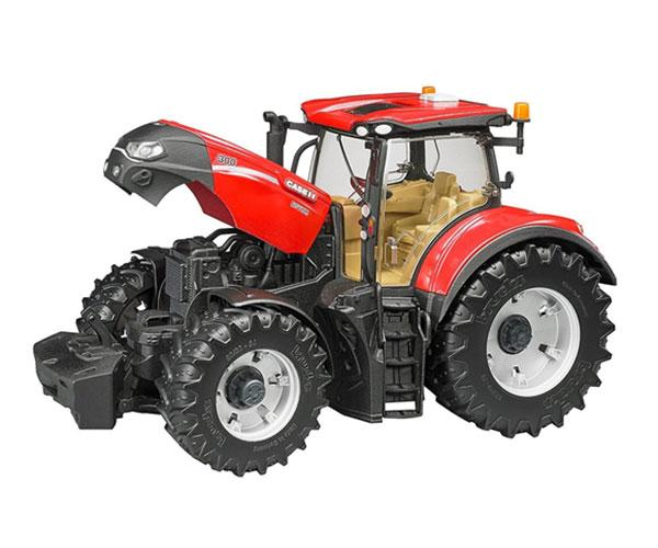 Tractor de juguete CASE IH Optum 300 CVX Bruder 3190 - Ítem3